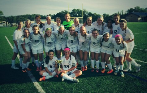 Girls' Soccer Keeps the Bobcat Cup at Home
