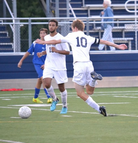 Boys' Soccer Remains Undefeated With Win Over Mt. Carmel