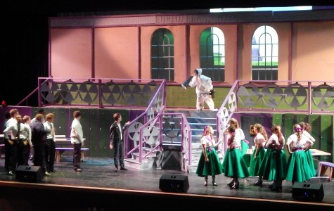 """BADC """"Zombie Promises"""" That Fall Musical Will Be A Hit"""