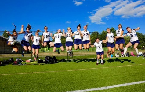 Field Hockey Tallies Another Win on Senior Night