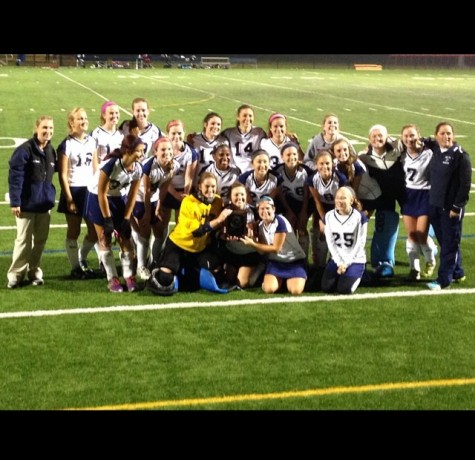 Field Hockey Clinches First Regional Win in 20 Years