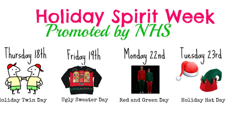 Show Your Holiday Spirit Bobcats!