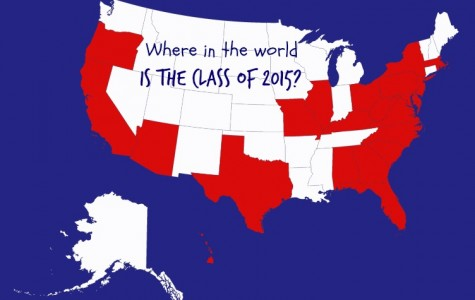 College Bound: Check Out Where the Class of 2015 Is Going
