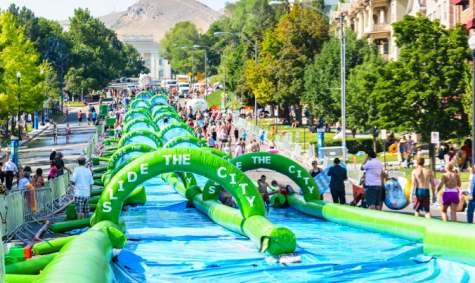 Slide Into Summer With 'Slide the City'
