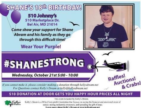 #ShaneStrong
