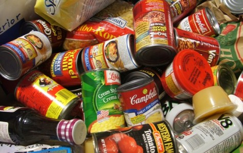 Raid Your Kitchens, Bobcats! The Food Drive is Ending Soon!