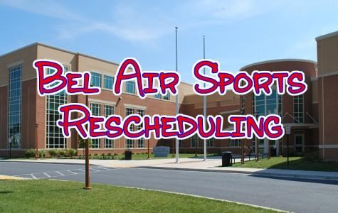 Sport Rescheduling