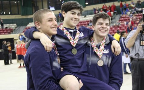 Lorin Repeats as Undefeated State Champ