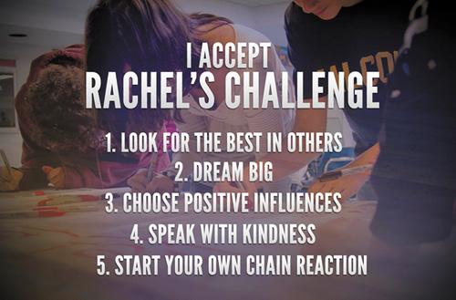 Rachel's Challenge Comes To Bel Air