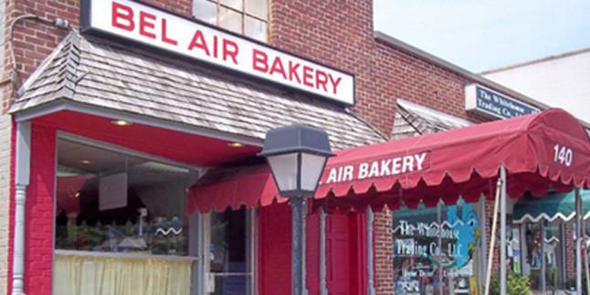 Bel Air Bakery No More