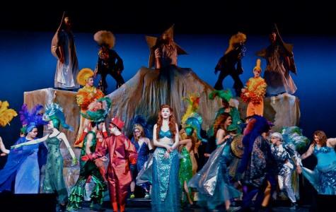 BADC The Little Mermaid Wrap Story