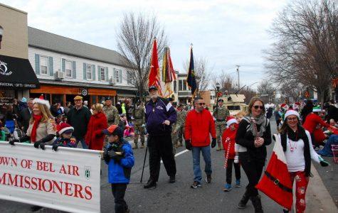 Bel Air's Christmas Parade Brings the Spirit