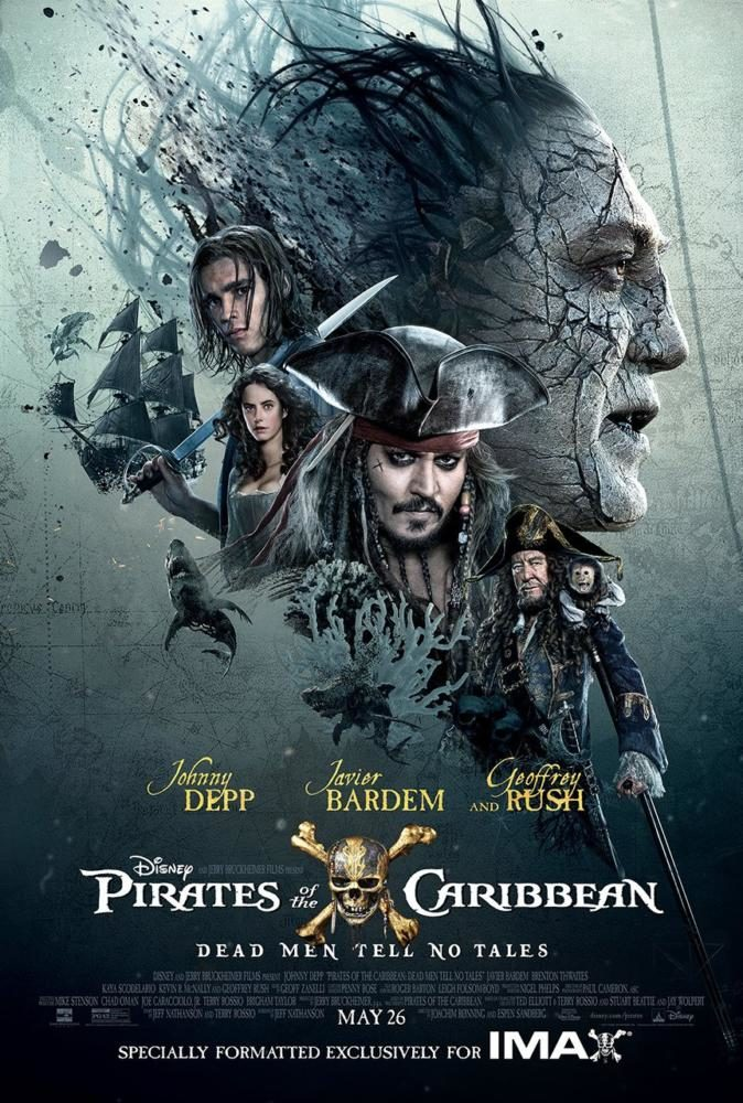 Pirates+of+the+Caribbean%3A+Dead+Men+Tell+No+Tales+Review
