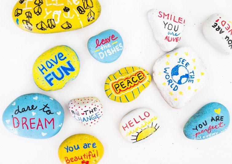 NHS Kindness Rocks