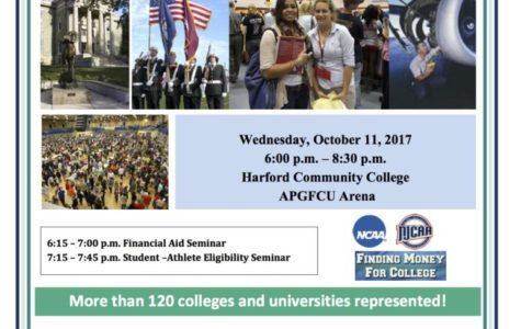 Harford County College and Career Fair