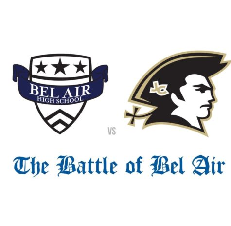 Bel Air Indoor Track Competes at Regionals