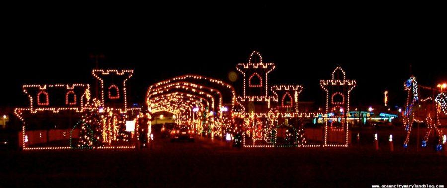 Ongoing Christmas Lights Shows