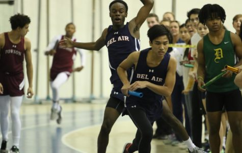 Bel Air Indoor Track Competes at Essex