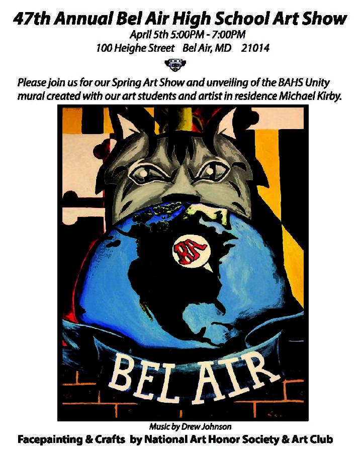 47th Annual BAHS Art Show