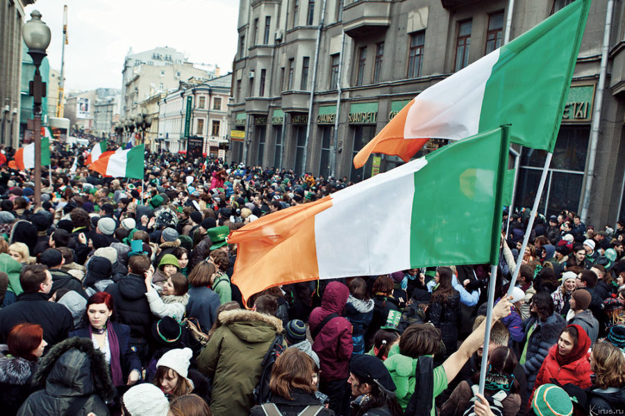 The History Behind St. Patrick's Day and Upcoming Festivities