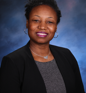 Dr. Stanton wins HCPS Teacher of the Year
