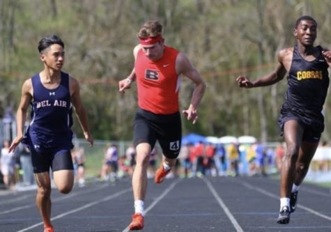 Bel Air Track Takes Wins at Edgewood