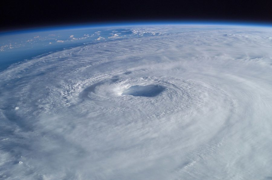 The Benefits of Hurricanes
