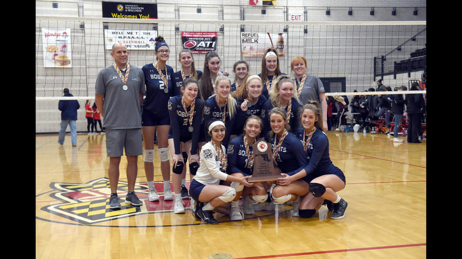 Girls' Volleyball Falls in State Title Match After a Phenomenal Season